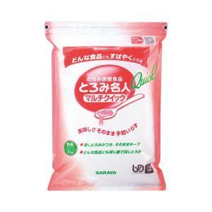 (代引き不可) とろみ名人マルチクイック 58019 2kg サラヤ (とろみ剤 とろみ 介護食 食品) 介護用品|ekaigonavi