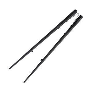 楽々箸 ピンセットタイプ 樹脂製 541 542 青芳 介護用品|ekaigonavi