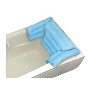 (代引き不可) 浴槽用クッション 3点セット 大島屋 (介護 風呂 クッション 入浴補助) 介護用品|ekaigonavi