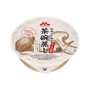 和風だし香る茶碗蒸し まつたけ風味 0654425  80g クリニコ (介護食 食品 介護) 介護用品|ekaigonavi