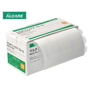 アルケア マルチフィックス・ロール 7号 17822(7.5cm×10m) (透湿・防水性フィルムロール 傷口保護 絆創膏) 介護用品|ekaigoshop2