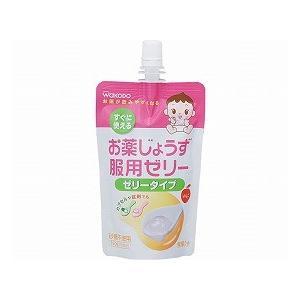 お薬じょうず 服用ゼリー ゼリータイプ MJ2 150g りんご味 アサヒグループ食品 介護用品|ekaigoshop2