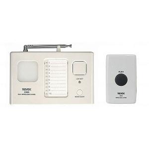 おうちでコール X1810-25 リーベックス(呼び出し チャイム ワイヤレス チャイム)  介護用品|ekaigoshop2