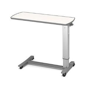 (代引き不可) パラマウント ベッドサイドテーブル  KF-1920 アイボリー (ガススプリング式 ベッドテーブル 介護)(日・祝日配達不可 時間指定不可)介護用品|ekaigoshop2