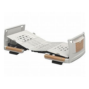 (代引き不可)パラマウント 楽匠Z 1モーション 木製ボード 脚側低 ミニ83cm幅/ KQ-7102(日・祝日配達不可 時間指定不可) 介護用品 ekaigoshop2