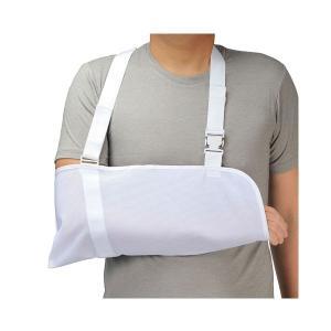 アルケア ニューアームサスペンダー 10481 (左右兼用) (骨折時保護 腕つり 介護用品 サポーター) 介護用品