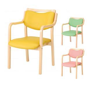 (施設・法人様送り限定)(代引き不可) 施設・病院向けダイニング用椅子 TIA-150-V イメディア (介護 施設 いす) 介護用品 ekaigoshop
