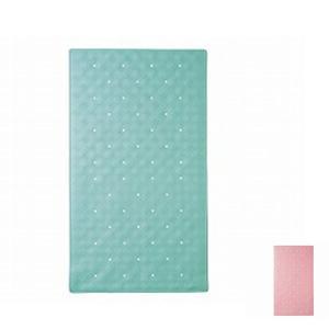 浴室内バスマット YM001 (39.5×69.5cm) 幸和製作所  (滑り止めマット 洗い場マット 浴室マット 風呂 滑り止め 浴槽 滑り止めマット)  介護用品