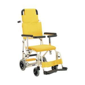 (代引き不可)シャワー用車いす ぴったりフィット KS11-PF U型 クリ無し カワムラサイクル (お風呂 椅子 浴用椅子 シャワーキャリー 背付き 介護 椅子)