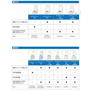 アロン化成 安寿 サニタリエースOD両用式 標準タイプ 533-303 533-304 (和式トイレを洋式に 簡易トイレ 介護 トイレ 便座) 介護用品 ekaigoshop 05