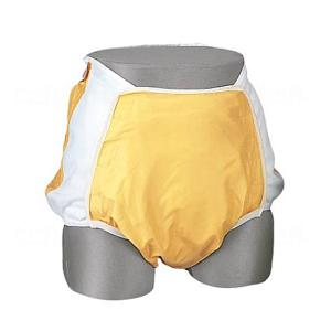 Wカバー スタンダード 透湿タイプ 11155 3L オレンジ ピジョンタヒラ (おむつ カバー) 介護用品