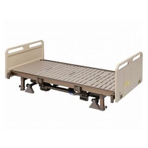 (代引き不可) 爽ベッド F02 1モーター・昇降 SB-F102 ウチヱ (介護ベッド 電動ベッド) 介護用品