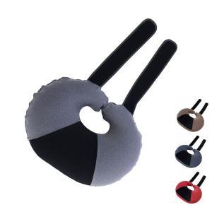 ウエストクッション(カバー付)MOGU (車イス 車椅子 クッション) 介護用品