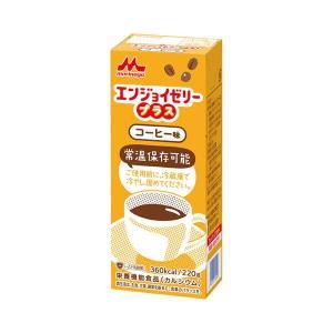 エンジョイゼリープラス コーヒー味 0653047 220g クリニコ (栄養補給 乳酸菌 介護食 食品) 介護用品