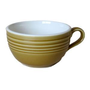 スープカップ アンバー カフェラテカップ 国産/食洗機ok/レンジok/