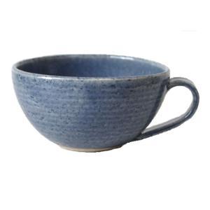 スープカップ 藍染