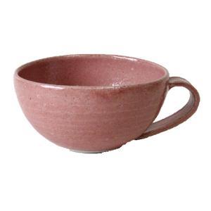 スープカップ ピンク
