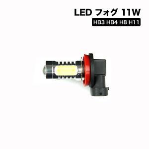LED フォグランプ 11W HB3 HB4 H8 H11 ブランドのCREE製 アルミヒートシンク採用|ekisyououkoku
