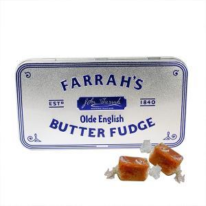 輸入元公式 FARRAH'S ファラーズ オールドイングリッシュバターファッジ