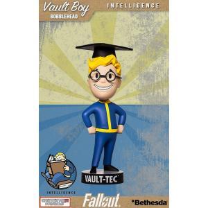 フォールアウト4/ヴォルトボーイ 111 ボブルヘッド シリーズ2/インテリジェンス 単品/Vault Boy|ekodanosanzoku