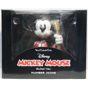 VCD ミッキーマウス Guitar Ver. ギター バージョン/ヴァイナルコレクティブルドールズ/メディコム トイ|ekodanosanzoku