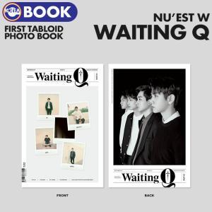 【即日発送】【初回限定特典フォトカード付き! NU'EST W PHOTO BOOK Waiting Q 】 NU'EST W 写真集 公式グッズ|ekorea-y