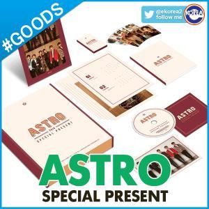 【数量限定1次予約】【 ASTRO 2018 SPECIAL PRESENT】 アストロ スペシャルプレゼント アルバム 公式グッズ|ekorea-y
