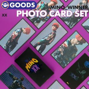 【即日発送】【 WINNER MINO XX PHOTO CARD SET 】  ウィナー ウィノ ミノ フォトカードセット 公式グッズ|ekorea-y