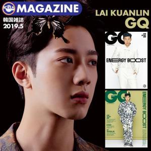 【即日発送】【 WANNAONE ライグァンリン 18P特集 / 韓国雑誌 GQ KOREA 201...
