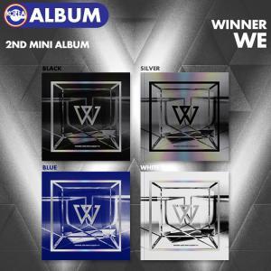 【ポスターなし格安、即日発送】【 バージョン選択 / WINNER ミニ2集 WE 】 ウィナー ウィノ 2ND MINI ALBUM YG 必ず、韓国チャート反映|ekorea-y