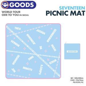 【即日発送】【 SEVENTEEN ピクニックマット 】   セブンティーン セブチ Ode to You コンサート 公式グッズ|ekorea-y