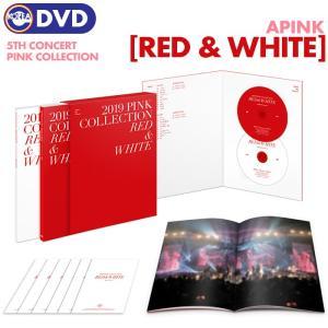 【即日発送】【 APINK 5th CONCERT PINK COLLECTION [RED & WHITE] DVD 】 エイピンク ピンク コンサート DVD ekorea-y