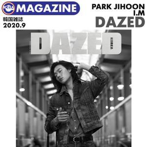 【即日発送】【 パクジフン I.M (MONSTA X) ウォンピル ドウン (DAY6) 特集 / 韓国雑誌 DAZED KOREA 2020年9月号 】PARK JI HOON アイエム WONPIL DOWOON 掲載|ekorea-y