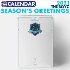 【即日発送】【 THE BOYZ 2021年 公式カレンダー 】 ドボイズ ドボ 2021 SEASON'S GREETINGS シーズングリーティング シーグリ|ekorea-y