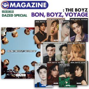 【即日発送】【 表紙選択可 / 韓国雑誌 DAZED THE BOYZ 特別版 《 BON, BOYZ, VOYAGE : THE BOYZ 》】 ドボイズ 公式グッズ ekorea-y
