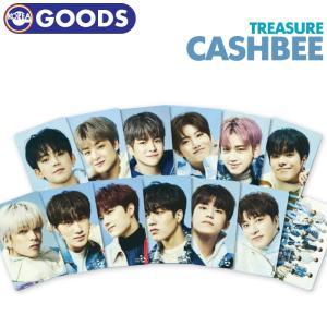 【即日発送】【 TREASURE cashbee Card 】キャッシュビー 韓国 交通カード トレジャー 公式グッズ|ekorea-y