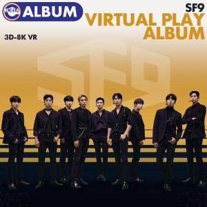 【1次予約】【 SF9 VP(Virtual Play) アルバム 】エスエフナイン エスエプ VR 公式グッズ ekorea-y