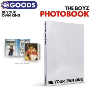 【数量限定1次予約】【 THE BOYZ フォトブック / PHOTO BOOK 】【 BE YOUR OWN KING OFFICIAL MD】ドボイズ  公式グッズ 【キャンセル不可】 ekorea-y