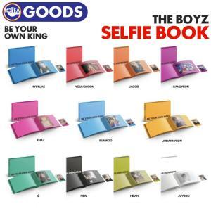 【数量限定1次予約】【 THE BOYZ セルフィーブック / SELFIE BOOK 】【 BE YOUR OWN KING OFFICIAL MD】ドボイズ  公式グッズ 【キャンセル不可】 ekorea-y