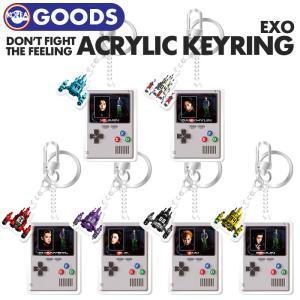 【数量限定1次予約】【 EXO DON'T FIGHT THE FEELING / アクリルキーリング 】ACRYLIC KEY RING エクソ SMTOWN & STORE 公式グッズ【キャンセル不可】 ekorea-y