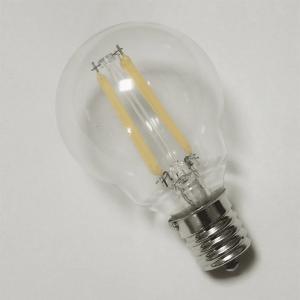 LED電球 フィラメントタイプ E17 クリア...の詳細画像1