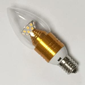 LED電球 シャンデリア球 E17/E14/E...の詳細画像1