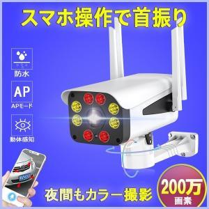 ベビーモニター ワイヤレス  ペットモニター ワイヤレス 無線 100万画素 防犯カメラ SDカード録画 遠隔監視 暗視 LS-F2