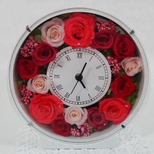 (送料無料)花時計marru(結婚式、開店祝い)におすすめ。メモリアルグッズとして大人気|ekoukai