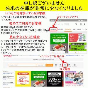 無肥料栽培 発芽前玄米2Kg | 無農薬 福岡県産 ゆめつくし 0.5分づき米|ekubo|02