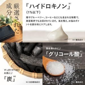 ハイドロキノン ピーリング石鹸 プラスソープHQミニ 10g|ekuserennto|04