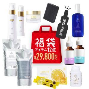 福袋 2019-2020 HAPPY BAG 銅コース (合計5点) スキンケア コスメ