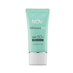 ノブ UV シールド EX 30g (日焼け止め/SPF50+/PA++++/ノンケミカル/低刺激化粧品/NOV)  ≡