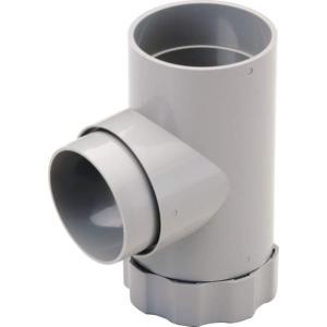 三協アルミ製テラス用の雨樋部品: ドレイン