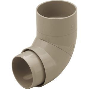三協アルミ製テラス用の雨樋部品: 自在エルボ